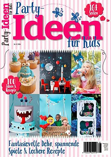 Party Ideen für Kids (Jan. 2016)