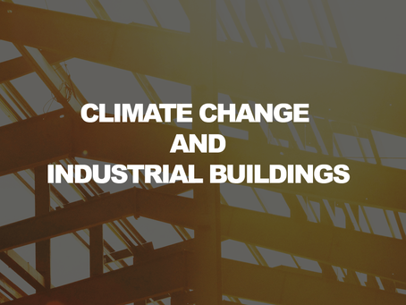 The Impact of Climate Change on Buildings