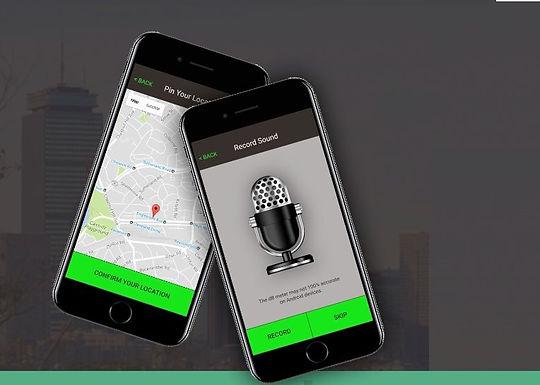 NoiseScore - A New App to Quiet Our Communities