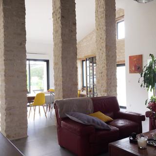 REHABILITATION / MAISON INDIVIDUELLE / HAUSELMANN ARCHITECTURE / ARCHITECTE MEDIS / PISCINE / SURELEVATION / EXTENSION / MEDIS / CHAI