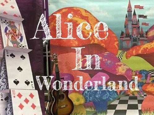 Alice in Wonderland - Summer Pantomime