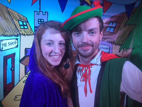 Robin Hood Online Panto 2021