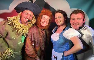 Touring UK Pantomimes