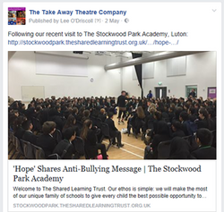 Hope on Facebook