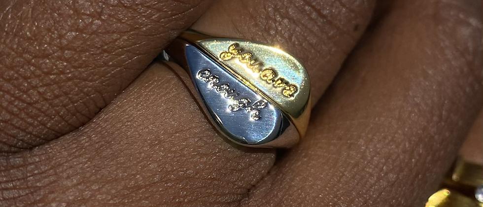 You're Enough Ring Set