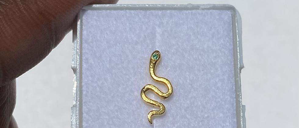 Studded Serpent Nose Stud