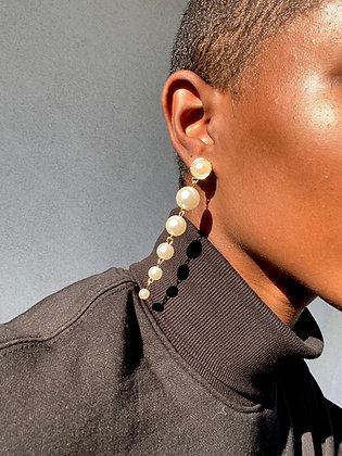 Pearl Showers Earring