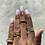 Thumbnail: Wrinkled Band Ring