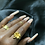 Thumbnail: Lucky Clover Ring