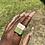 Thumbnail: Irregular Ring Set -Green