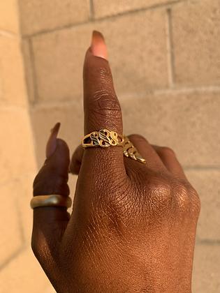 "Prosperity ""888"" Ring"