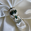 Thumbnail: Wired Turquoise Fashion Ring Set