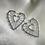 Thumbnail: Spiked Heart Earring