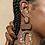 Thumbnail: Irregular Wood Earring