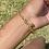 Thumbnail: Hearted Charm Bracelet