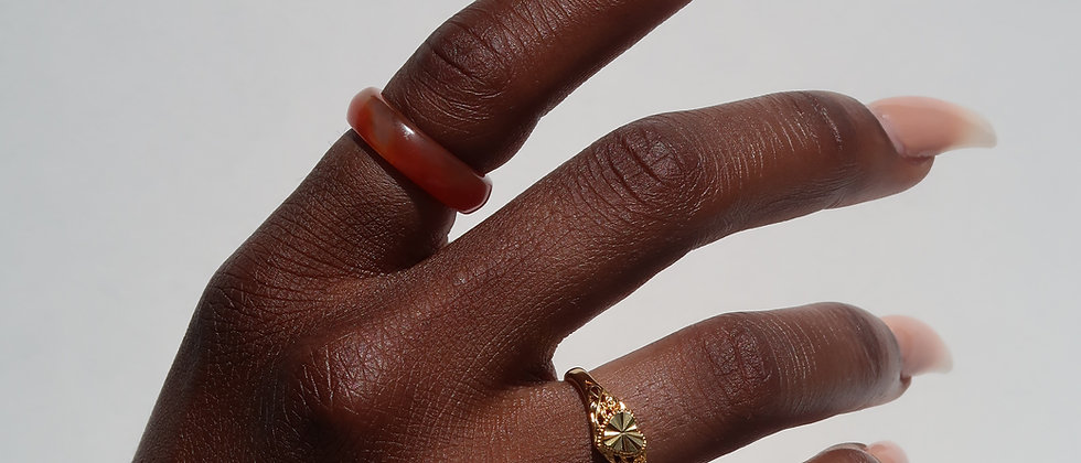 Hearted Ring