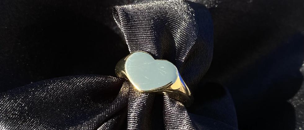 Baby Heart Ring