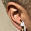 Thumbnail: Pearl Ear Hanger Set