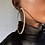 Thumbnail: Glitz Hoop Earring