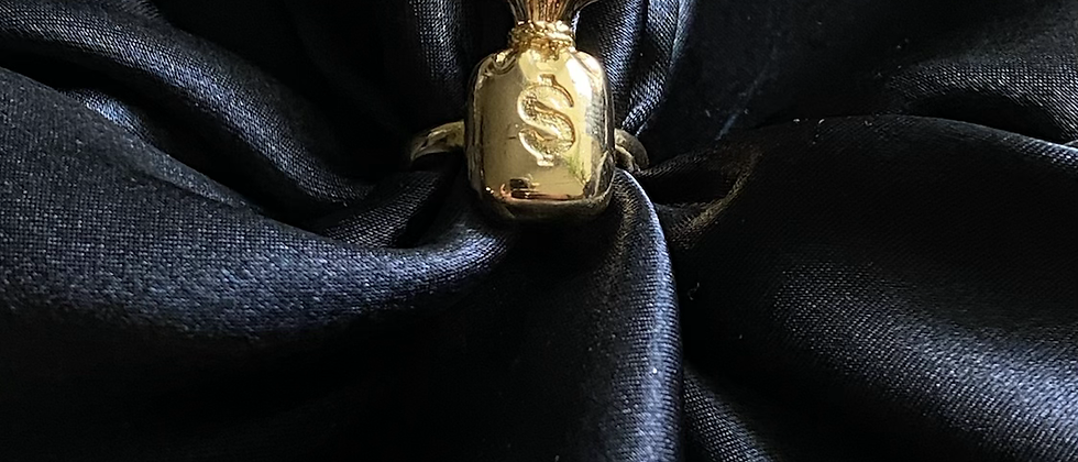 Money Bag Ring