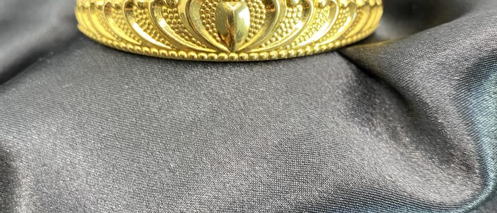 Crowned Bracelet