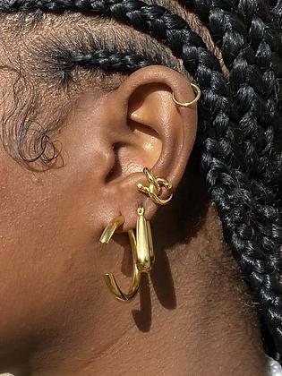 Knott Ear Cuff
