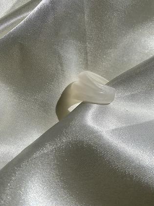 Smoke Acrylic Ring