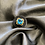Thumbnail: Turquoise Fashion Ring