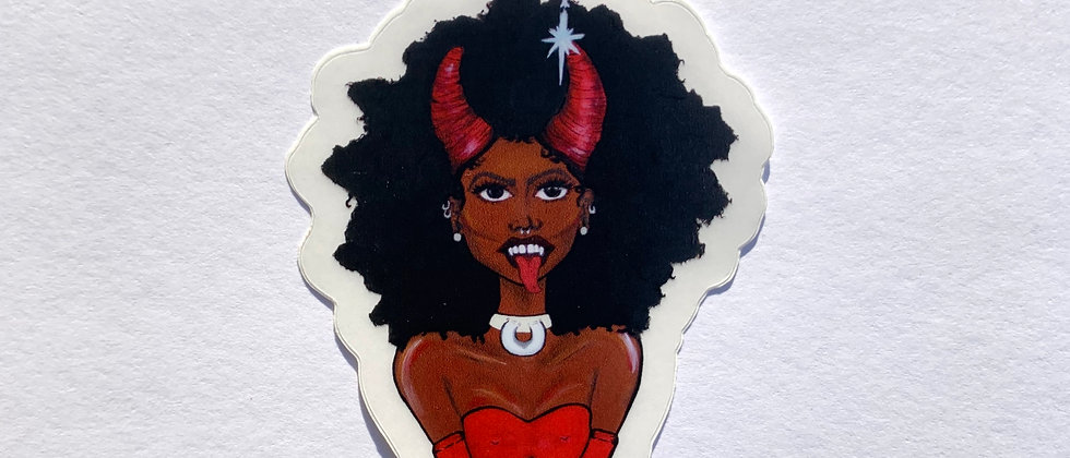 Killa Kesh' Sticker