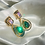 Thumbnail: Mosaic Gem Earring