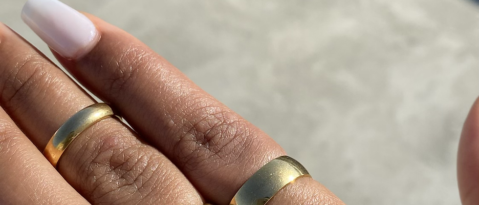 Thick Band Ring (Sz.7)