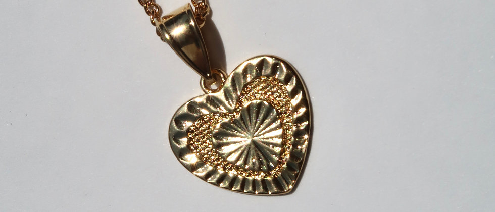 Hearted Necklace