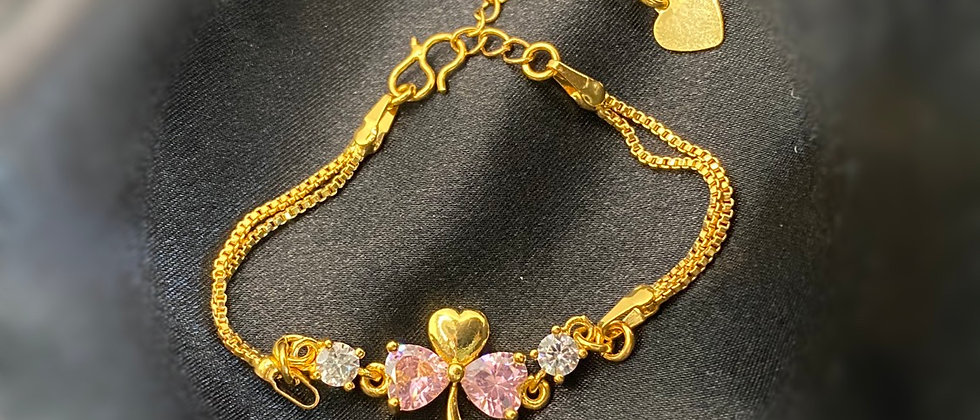 Baby Clover Bracelet