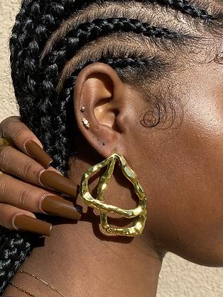 Gil Metal Earring