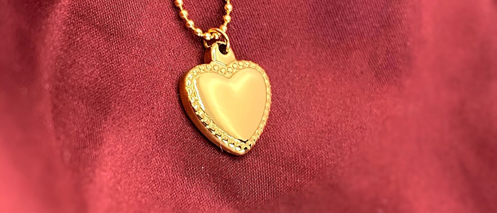 Whole Hearted Necklace