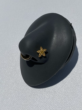 Star Patrol Nose Stud