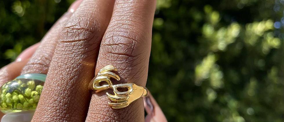 Itsy Bitsy Ring