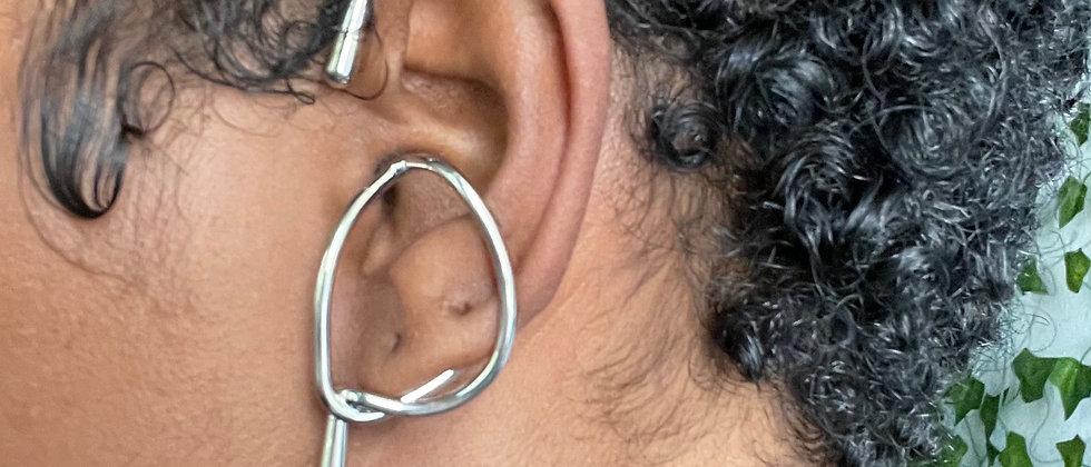 Droplet Ear Cuff