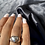 Thumbnail: Silver Solid Heart Ring