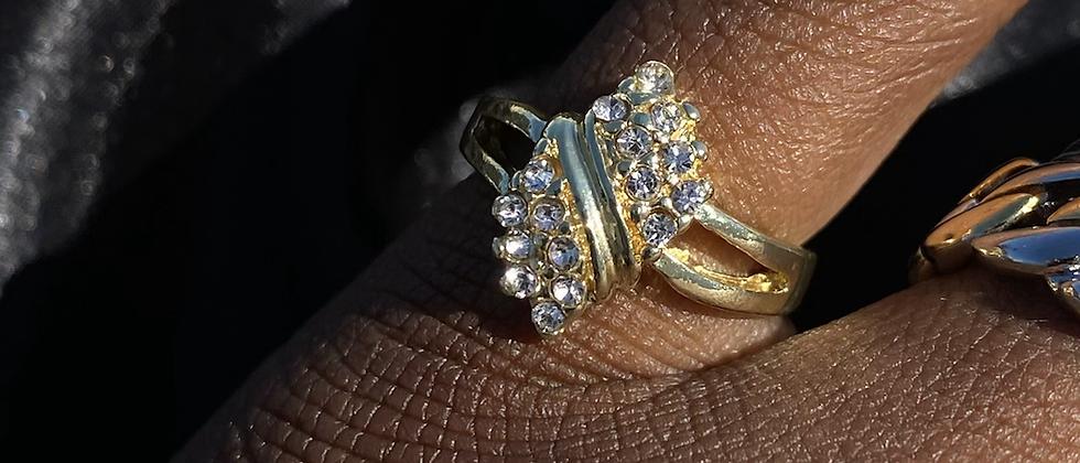 Gracie Zircon Ring