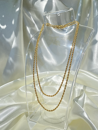 Rope 2mm Chain