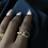 Thumbnail: Knotted Multi Twist Ring