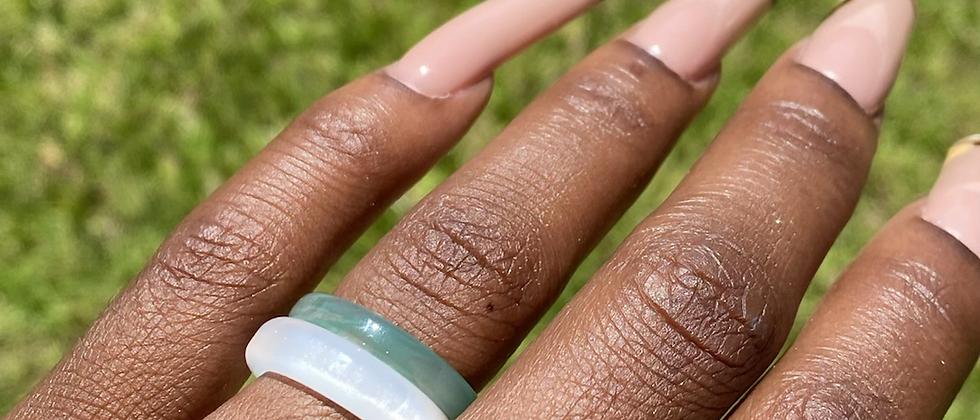 Acrylic Ring Set