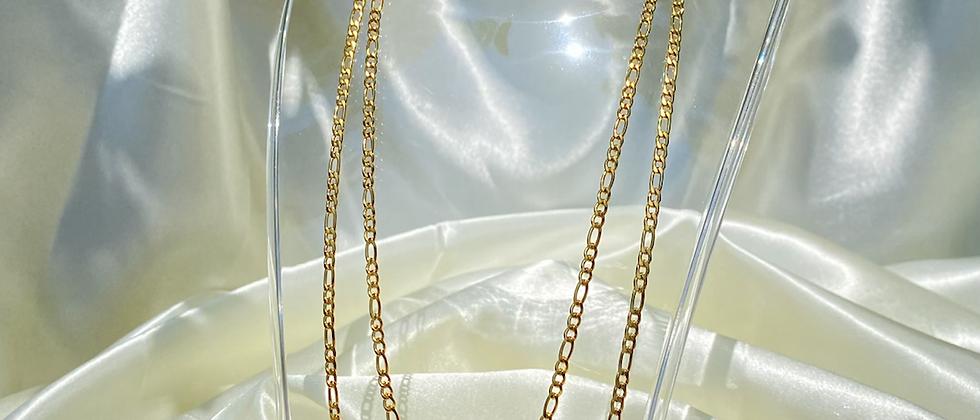 Figaro 3mm Chain