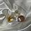 Thumbnail: Flesh Oval Ring Set