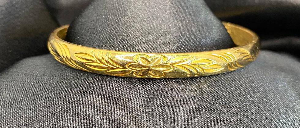 Maui Engraved Bracelet