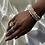 Thumbnail: Spiral Multi Pearl Bracelet
