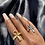 Thumbnail: Ankh Ring