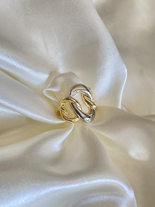 Carol Multi Metal Ring