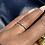 Thumbnail: Mini Bamboo ring